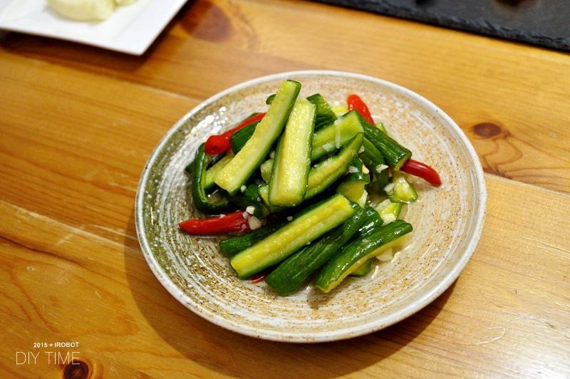 火腿無花果+漢堡肉馬鈴薯+培根干貝溫沙拉 (4).JPG