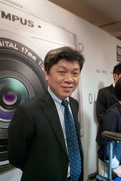小川治男先生