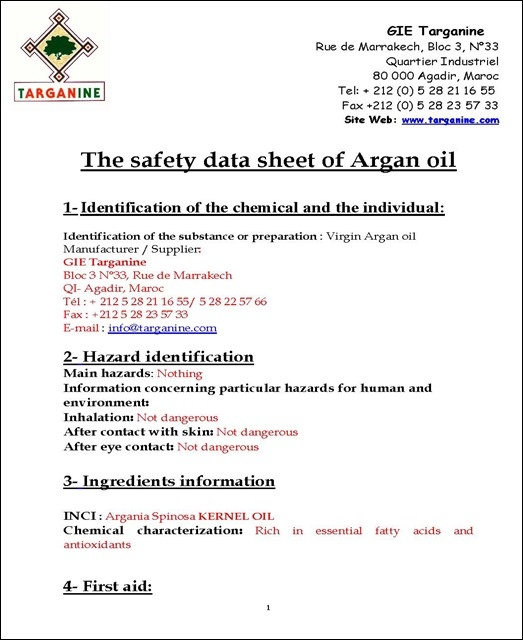 The Material safety data sheet (MSDS) of Argan oil - Eng_頁面_1-1.jpg