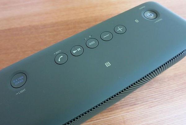獨特SONY設計按鈕,所有功能讓您控制超簡單