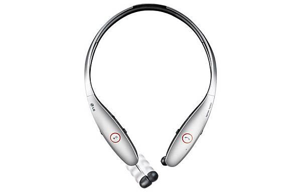 LG Tone Infinim 頸掛式藍牙耳機
