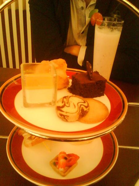 我的英式下午茶