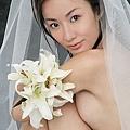 半裸體婚紗照-唯美新娘1.jpg