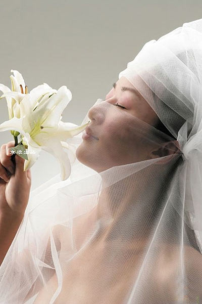 半裸體婚紗照-唯美新娘2.jpg