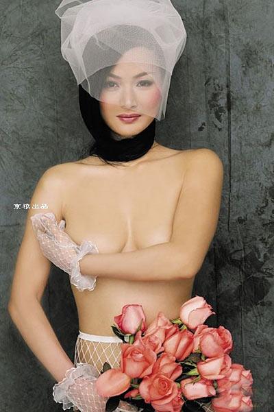 半裸體婚紗照-唯美新娘3.jpg