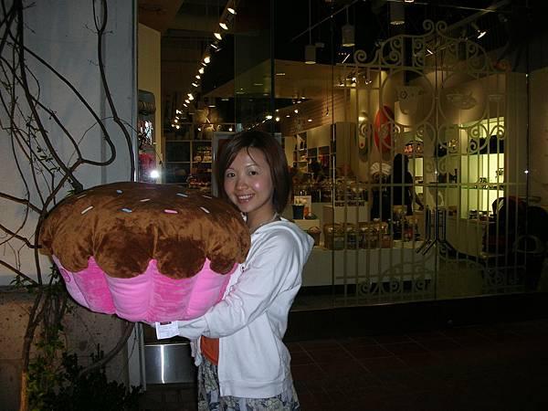 我愛CUP CAKE !