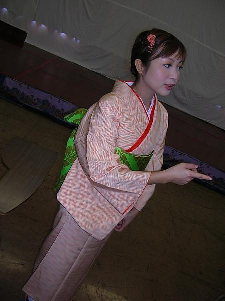 學園祭~日本舞蹈表演