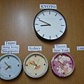 造型特別的時鐘