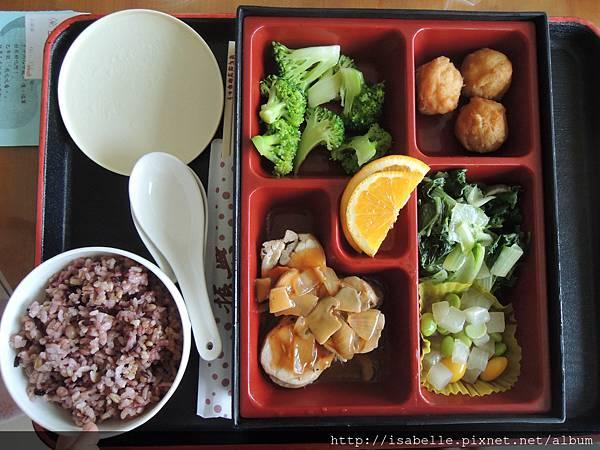 家屬餐170元,健康美味