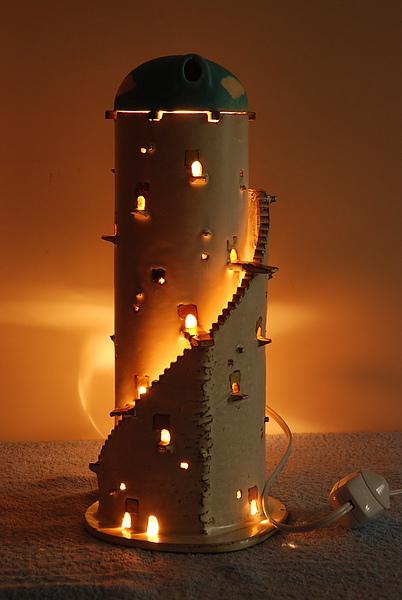 小夜燈—李思鬼
