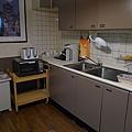 公共空間:廚房