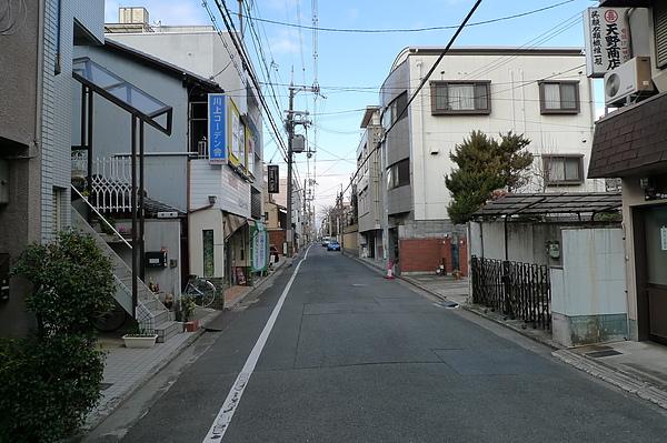 置身寧靜巷弄間的民宿