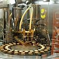 機械化的車輪餅