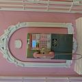 超粉紅的電話亭
