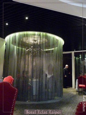 B1飲茶餐廳有個特別的包廂,下次來預訂這區好了~