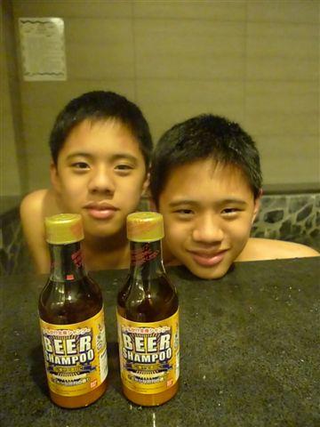 20091231 啤酒入浴劑 (2).JPG