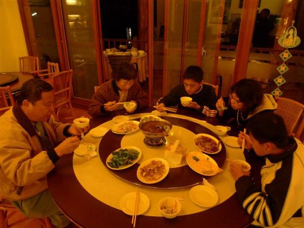 20091231 達谷蘭晚餐時間 (9).JPG