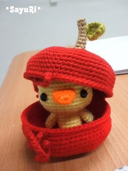 蘋果中的黃小鴨.jpg