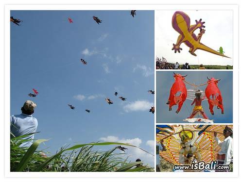 巴里島風箏節