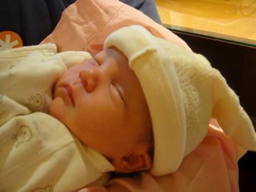 剛出生的小熊寶貝 - 3010克淨重的純可愛