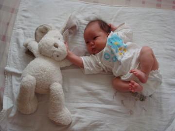 小熊寶貝和Pip - 現在我比Pip小,以後我就會比Pip大
