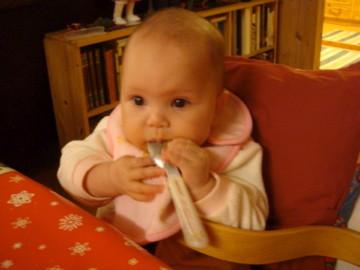 所以我手上拿的叫湯匙,也可以吃嗎?