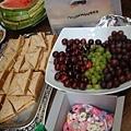 挪威人辦的Party ﹣一定要有三明治