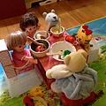 小熊寶貝的餐廳營業中