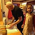 跟挪威爺爺學做麵包