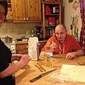 薑餅城堡製作第一步: 畫設計圖 + 作麵糰