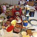 挪威的傳統,12/25早餐會非常地很豐富