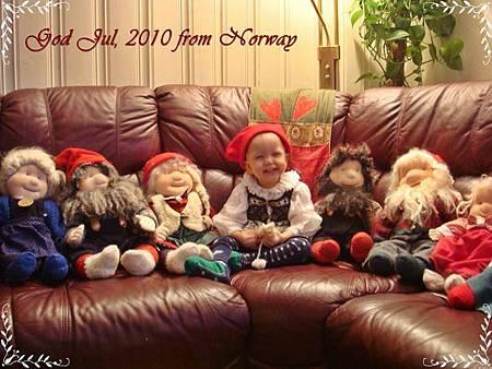 2010 耶誕節在挪威