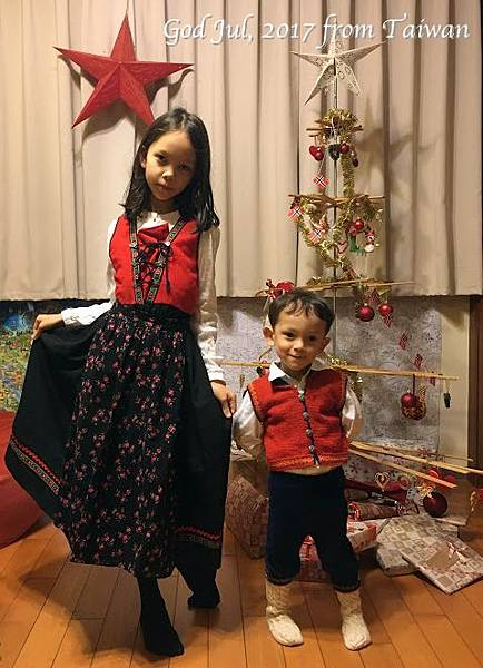 2017 耶誕節在台灣