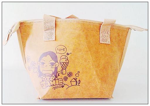 洗不壞的紙包包