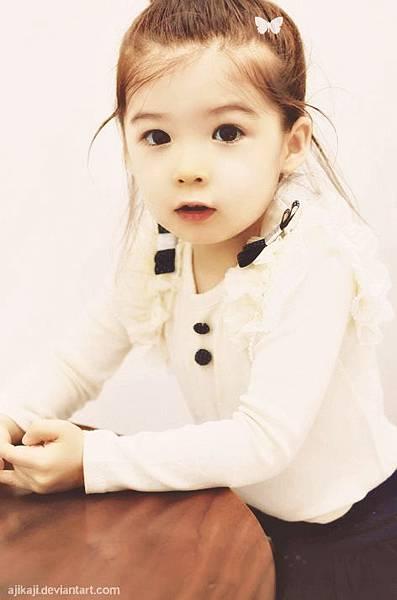 lauren_lunde___hello_baby_by_ajikaji-d4pfr7f