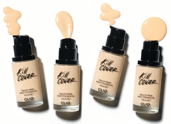 Clio Kill Cover Realest Wear Moist Foundation B
