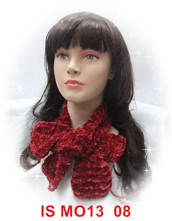 素絨絨 08001圍巾