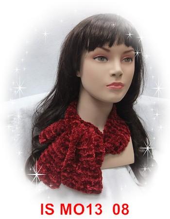 素絨絨  08002圍巾