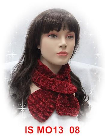 素絨絨  08003圍巾