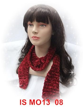 素絨絨  08006圍巾