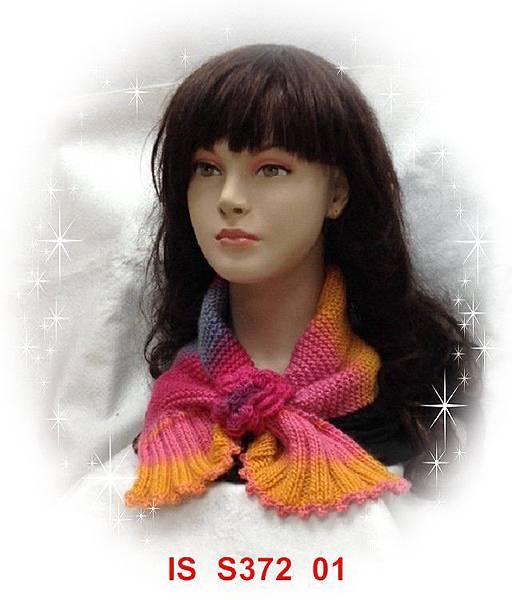 美綺 01  鉤花領巾 (6)