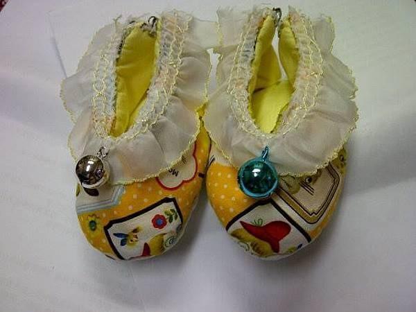 手工娃娃鞋Part2