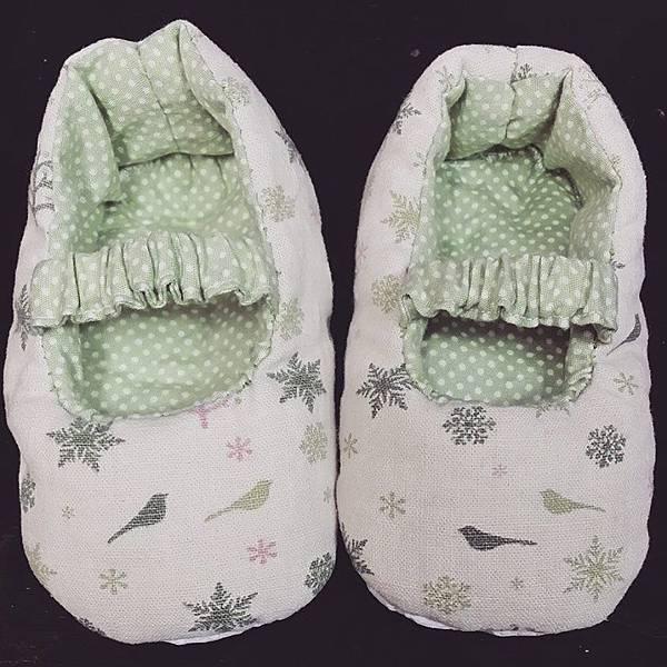 手工娃娃鞋Part4