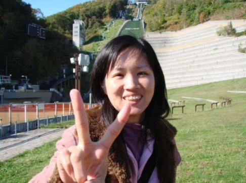 我在日本北海道