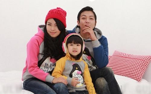 親子裝分享 - 韓版GU系列可愛企鵝全家福