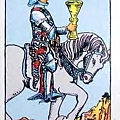 Knight of Cup