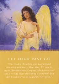 Let your past go