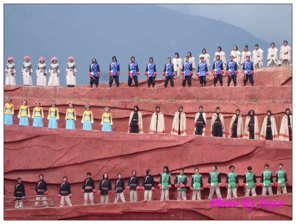 090831昆大麗D3玉龍雪山-印象麗江 (129).JPG