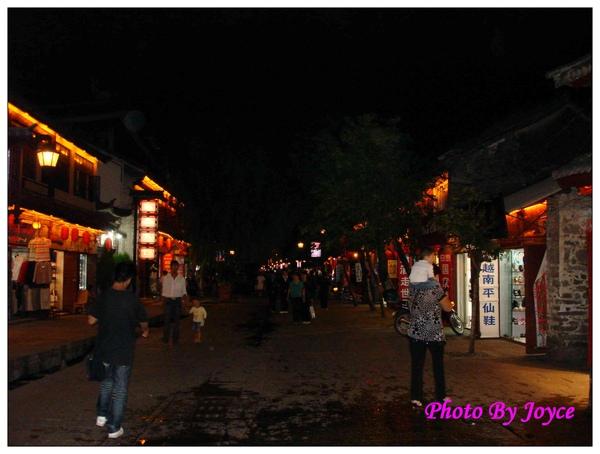 090831昆大麗D4大理古城夜遊 (186).JPG
