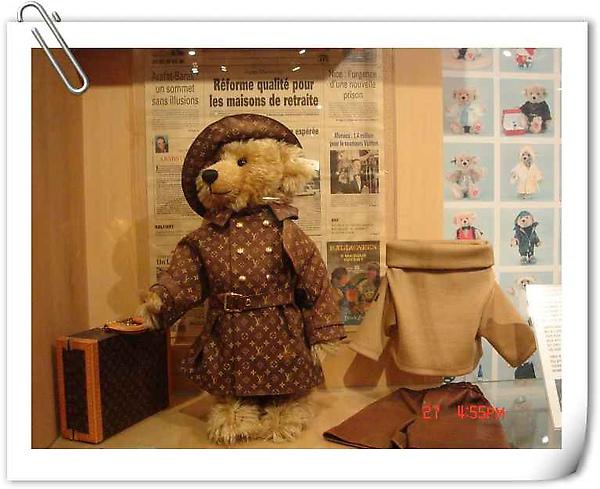 濟州泰迪熊博物館 (7)最貴的LV泰迪熊_nEO_IMG.jpg